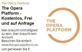 The Opera Platform - Oper gratis online