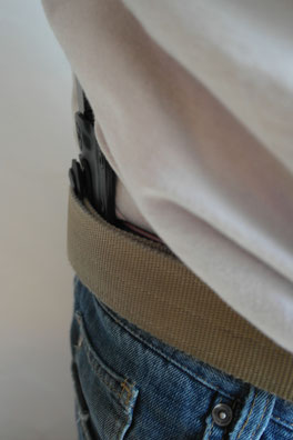 Combatives Blade Tech IWB Belt Loop