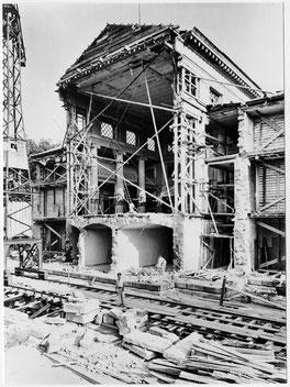 Umbau/Erweiterung Stadthaus Winterthur 1932