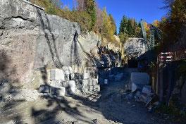 Steinbruch Bollingen