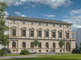 Palais Oppenheim | Visualisierung