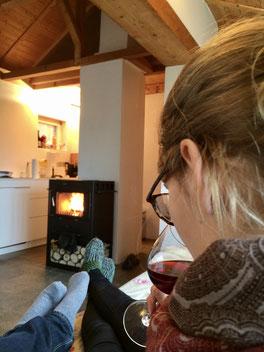 Foto Online Weinprobe Sabine Dereser