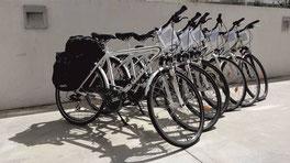City- & Trekkingbike rental at the Algarve / Portugal