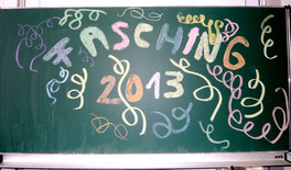 Faschingsparty