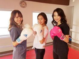 大阪のボクシングジムどんな人が通っているの?