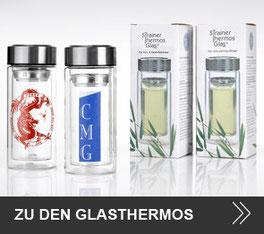 Glasthermos von Kolb Imex