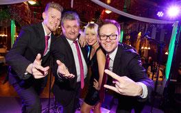 Event Band Chiemgau - Supreme Quartett