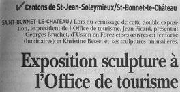 Paysans de la Loire du 23 août 2013
