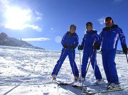 Skischule und Langlaufschule