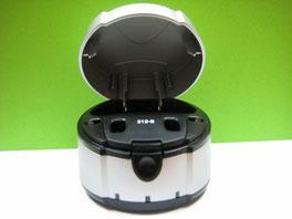 Chargeur pour prothèse auditive de chez Siemens