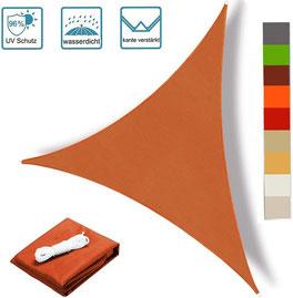 orange #tenda #vela #sole #ombreggiante #PES #impermeabile #idrorepellente