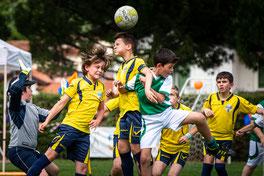 Calcio giovanile (Trofeo Topolino)