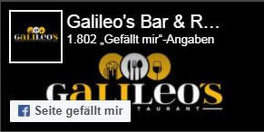 Facebook Galileos Restaurant