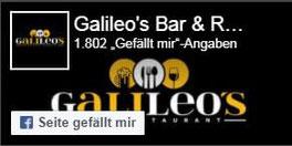 Facebook Galileos Restaurant