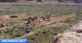 soundscapes GIS archaeology Chaco