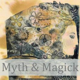 myth and magic giclee art prints