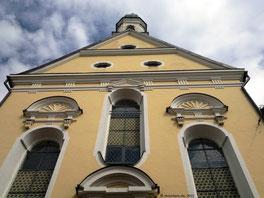 Außenansicht Ursulinenklosterkirche