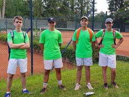 U16 spielt unentschieden in Wiesloch