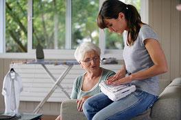 Obtenir le titre d'Assistante de vie aux familles
