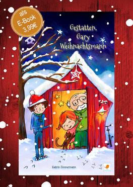 Gestatten Gary Weihnachtsmann  | © Serverseite.de