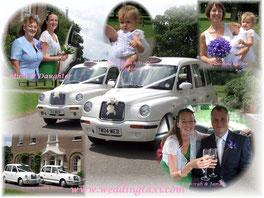 Wedding Cars Cannizaro House