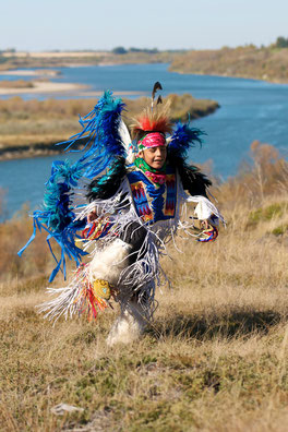 First Nations Dancer Saskatchewan