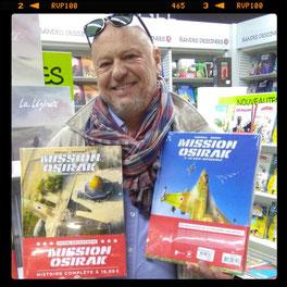 Jean-Claude Bartoll-mission-osirak