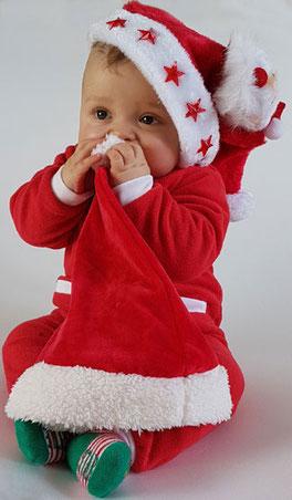 Baby Weihnachtskostüm, Baby Weihnachts-Outfit, Baby Weihnachtsmann kostüm, weihanchtsmann kostüm baby