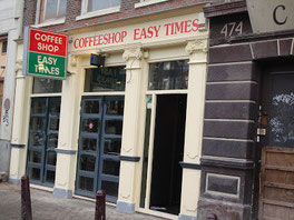 Coffeeshop Weedshop Easy Times Amsterdam