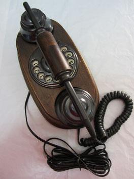 Teléfono madera