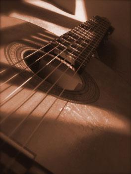 Musikinstrument, Gitarre