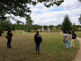 Conseil visite Versailles jardins parc