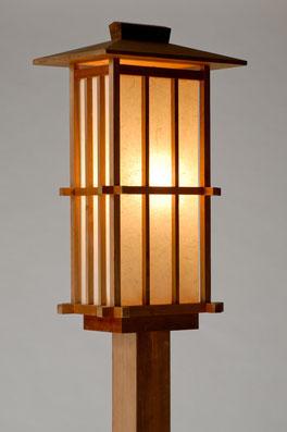 Japanese Lanterns Andon Japanese Wood Crafts And Tools