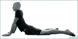 坐骨神経痛緩和のストレッチ