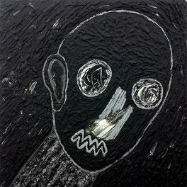 Im ständigen Wandel 1: Acryl auf Leinwand, 50 x 50 cm, 2019/2020