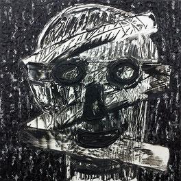 Im ständigen Wandel 2: Acryl auf Leinwand, 50 x 50 cm, 2019/2020