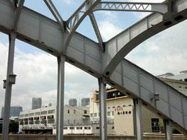 かちどき 橋の資料館