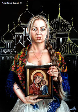 Print by Anastasia Frank