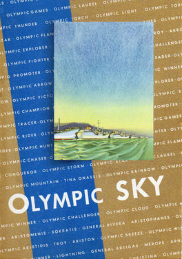 Stapellaufgedicht Olympic Sky