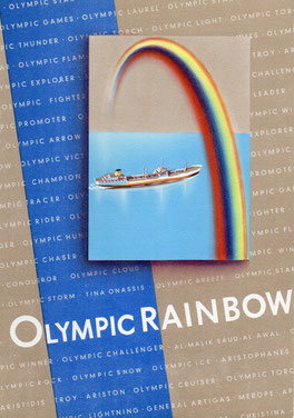 Stapellaufgedicht Olympic Rainbow