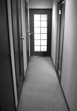 N様邸 廊下 Before マスタードリフォーム