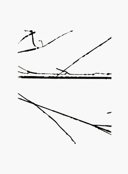 Heiner Blumenthal l etching, edition, 2010 Ka 79, 20 x 25 cm