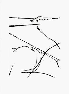 Heiner Blumenthal l etching l edition 2010 Ka 79 l 20 x 25 cm