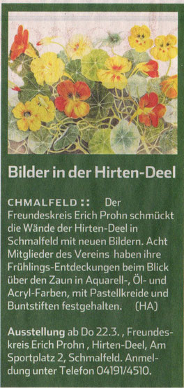 Hamburger Abendblatt 21.03.2018