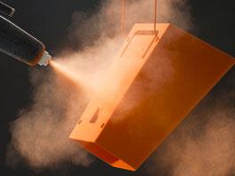 Pulverbeschichtung Industrie