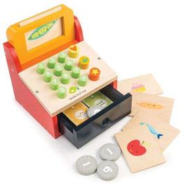 Caisse enregistreuse pour jouer à la marchande
