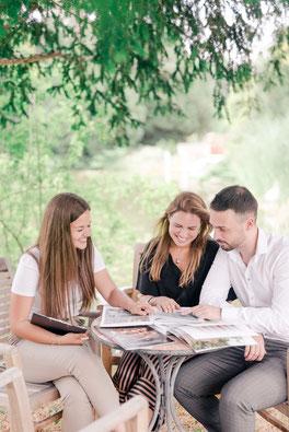 Kontakt Anfrage Hochzeitsplaner