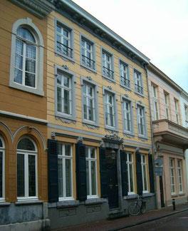 Swalmerstraat 17 Roermond, rijksmonument bouwhistorie en cultuurhistorie