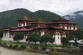 Rundreise Bhutan 6 Tage