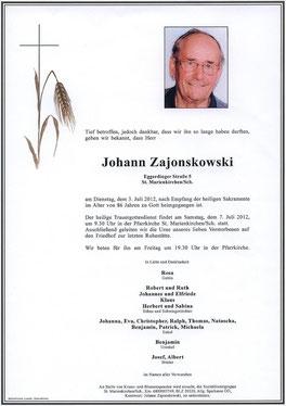 Johann_Zajonskowski